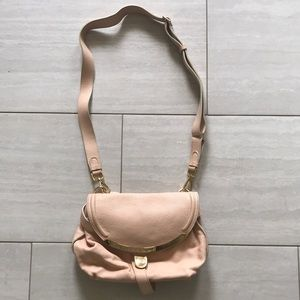 See By Chloe Peach Crossbody Bag
